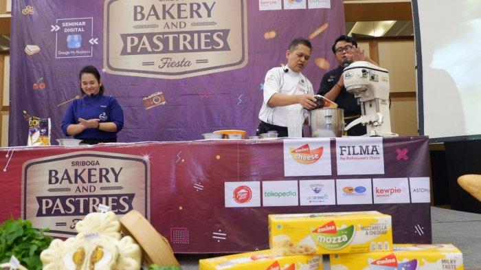 Sriboga Flour Mill Gelar Baking Workshop Sekaligus Digital Business Seminar