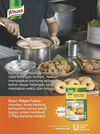 Knorr Potato Flakes