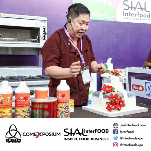 Sial Interfood Event