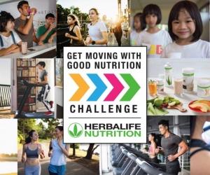 Herbalife Nutrition Gelar Herbalife Nutrition 40th...