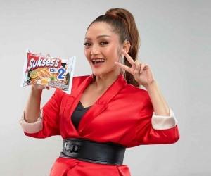 Siti Badriah Resmi Menjadi Brand Ambassador Mie Su...